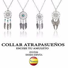 Collar Atrapasueños - Amuleto y talismán de protección