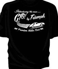 """Introducing The New"" classic car retro - Triumph GT6"