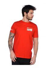 Oficial Ducati Corse Oficial De Hombre Rojo Camiseta - 17 36002