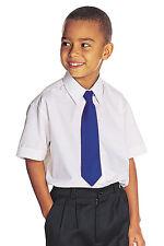 Boys CKL Short-sleeved School Shirt (2 Pack) - Schoolwear , School Uniform