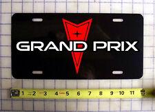 PONTIAC GRAND PRIX CUSTOM LICENSE PLATE / CAR TAG