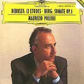 Debussy: 12 Etudes / Berg: Sonate Op. 1