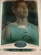 2004-05 HOOPS # 110 ROBERT SWIFT HOT PROSPECTS 0791 / 1000  !! BOX 5