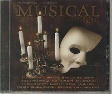 MUSICA MAGIC PHANTOM OPERA JESUS CHRIST SUPERSTAR CD SEALED SIGILLATO