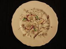 "Alfred Meakin Set of 4 ""Wild Rose"" Dinner Plates/England - HTF - *EUC*"