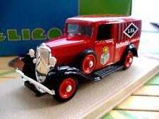 1/43 Eligor (France)   1934 Citroen Camionnette Leclanch