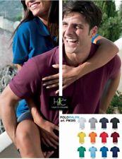 10 POLO Promotion mod. RALPH 100% Baumwolle. Größen e Farbwahl