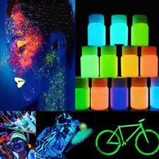 20g DIY Craft Bright Acrylic Pigment Glow In The Dark Luminous Paint BG