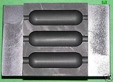 The Perfect Tool - 3 Cavity Roller Tool - Lampwork Bead