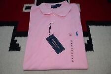 Polo Ralph Lauren Pony Logo 100% Cotton Classic Fit Mesh Shirt