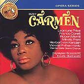 Georges Bizet  Carmen Highlights  CD  Herbert von Karajan  Vienna mint condition
