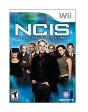 BRAND NEW SEALED WII Murder Game -- NCIS (Nintendo Wii, 2011)