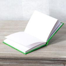 Hardback A6 Blank Plain Sketching Art Journal Book 96 Sheet Sketch Paper Pad