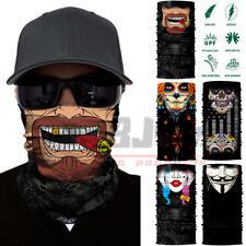 3D Lady Men Face Shield Sun Mask Balaclava Fishing Cycling Racing Scarf Headwear