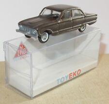 MICRO TOY EKO TOYEKO HO 1/86 1/87 MADE IN SPAIN FORD FALCON REF 2079 IN BOX