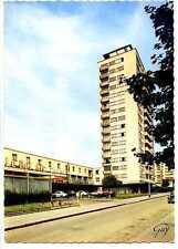 CP 93 SEINE-SAINT-DENIS - Montreuil-sous-Bois - La cité du Bel Air tour et tabac
