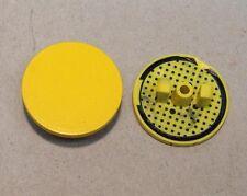 Einlegeschild passend für Moeller RMQ22 Drucktaster Gelb NEU