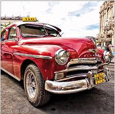 Sticker déco Voiture Cuba Réf 527 - 16 dimensions