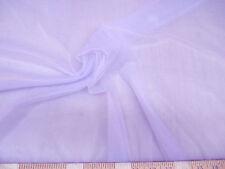 "Discount Fabric 108"" Lavender PowerNet Mesh Spandex sheer PO306"