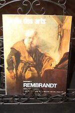 Jardin des Arts - Hommage à Rembrandt 1669 - 1969 - N° 176-177 Juillet Août 1969