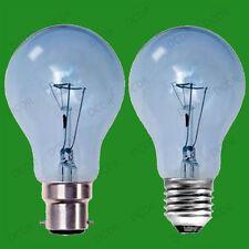 4x 100W Natural Daylight Simulation, GLS Bulb, SAD Light, Therapy Lamp Art Craft