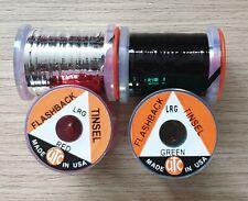 Wapsi UTC Flashback Fly Tying Tinsel.
