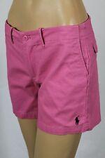 Ralph Lauren Sport Pink Shorts Navy Blue Pony Logo NWT