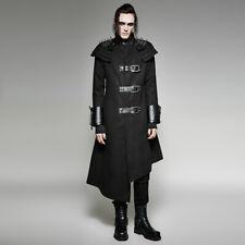 Punk Rave Bestia Jas Coat Gothic Post-Apocalyptic Visual-Kei Fetish Y-679