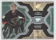 2006-07 SPx Spectrum #32 Marty Turco Dallas Stars Hockey Card