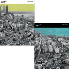 NCT127 [NCT #127 REGULAR-IRREGULAR] 1st Album CD+POSTER+Book+Card+Pre-Order Item
