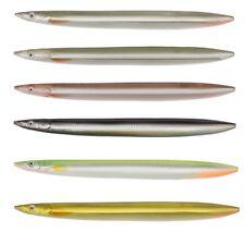 SAVAGE GEAR 3D Line Thru Sandeel -Größe & Farbe wählbar- Meerforellen Wobbler