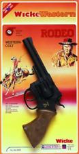 western faschingSpielzeug-Pistole Wicke ** Western-Colt RODEO für 100 Schuß Band