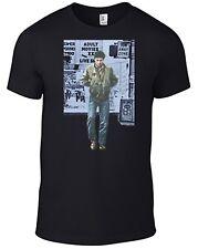 TAXI Driver T-shirt Robert De Niro Sopranos Scorsese Padrino TEE POSTER DVD B