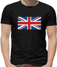 Union Jack Flag Mens T-Shirt - UK - London - Britain - British - United Kingdom