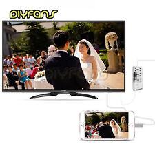 8 Pin Lightning Kable zu HDMI TV AV Adapter für iPad iPhone6 6S 7 7 Plus 8X