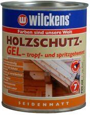€ 8,79 L / 5 L  Holzschutz-Gel,Langzeitschutz,hoch ergiebig,seidenmatt,Wilckens