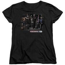 Warehouse 13 Warehouse Cast Womens Short Sleeve Shirt