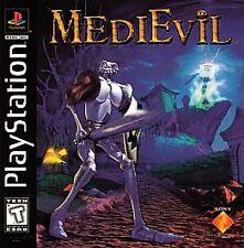 MediEvil (Sony PlayStation 1, 1998)