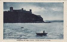 #CASTIGLION DEL LAGO: CASTELLO DAL LATO DI LEVANTE