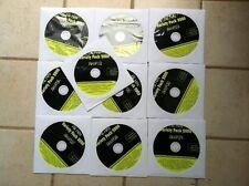 10 CDG DISCS BEST HITS KARAOKE - CD+G NEW COUNTRY ROCK POP OLDIES *HOLIDAY SALE*