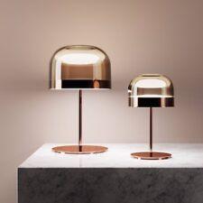 Modern Fontana Arte Equatore Table / Desk Lamp Glass E27 Replica Reading New