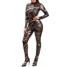 Zequince Sequin Jumpsuit
