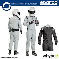 New! 002337 Sparco TRACK KS-1 KS1 Kart Suit Indoor Karting Overalls Sizes XS-XXL