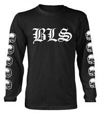 Black Label Society 'Logo' (Black) Long Sleeve Shirt - NEW & OFFICIAL!