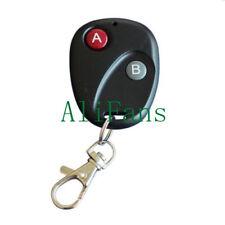 Wireless 315MHz/433MHz RF Remote Control Transmitter For Garage Gate Door