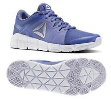 423b10b8680 Reebok Para Mujer Niñas Correr Zapatillas Reebok Trainflex Fitness Gimnasio  Deporte Entrenadores