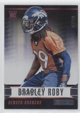 2014 Panini Rookies & Stars Longevity Parallel Holofoil #111 Bradley Roby Card