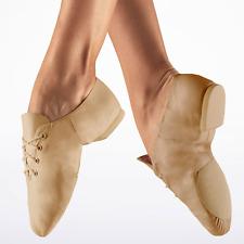 Tan So Danca split sole JZE09 jazz shoes - all sizes