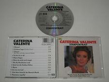 CATERINA VALENTE/STARPORTRAIT (EMI CDP 520-7 48838) CD