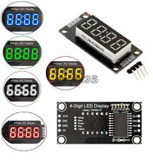 "RGB 4-Bits Digital LED TM1637 Clock Tube Display 0.36"" Inch for Arduino"